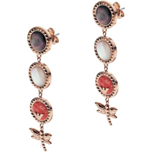 EARRINGS EMPORIO ARMANI CAGED - EGS2559221