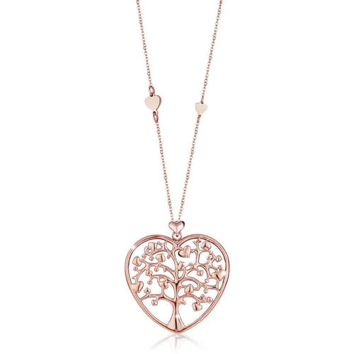 COLLANA LUCA BARRA JEWELS BRILLANT TIME - CK1267