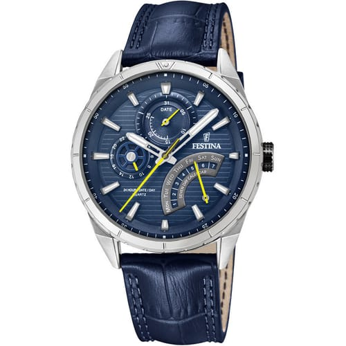 FESTINA MULTIFUNCTION WATCH - F16986/2