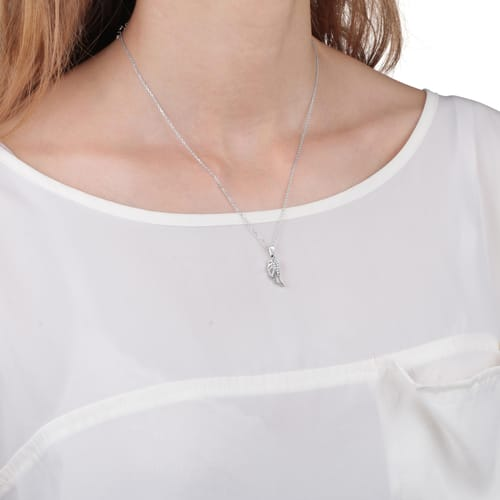 BLUESPIRIT MINIMAL NECKLACE - P.25O810000200