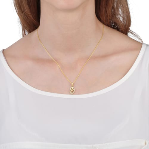 BLUESPIRIT MINIMAL NECKLACE - P.25O810000500