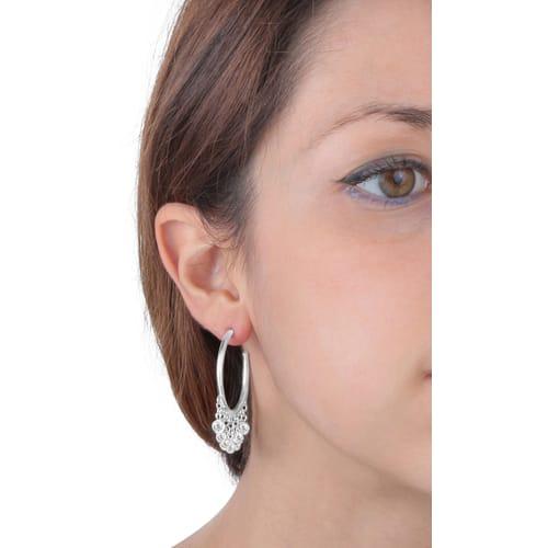 EARRINGS BLUESPIRIT HOOPS - P.62O501000300