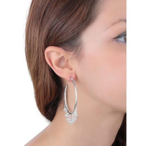 EARRINGS BLUESPIRIT HOOPS - P.62O501000500