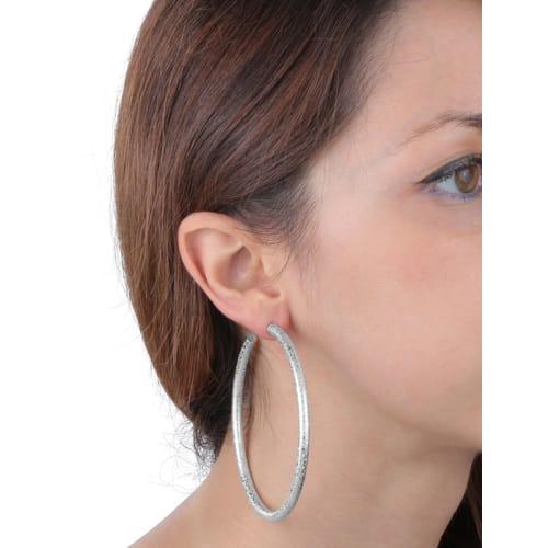 EARRINGS BLUESPIRIT HOOPS - P.62O501001000