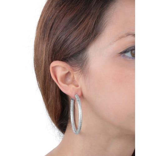 EARRINGS BLUESPIRIT HOOPS - P.62O501001200