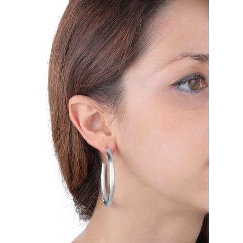 EARRINGS BLUESPIRIT HOOPS - P.62O501001400