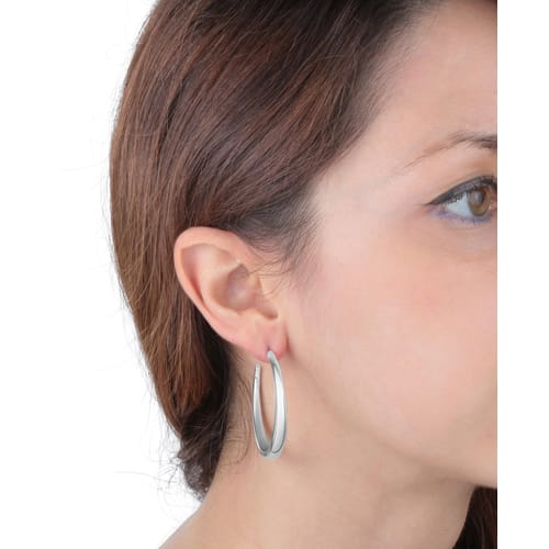 EARRINGS BLUESPIRIT HOOPS - P.62O501001600