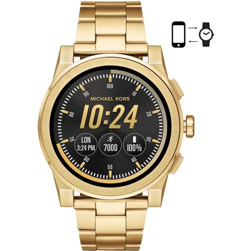 fc0e9180731dc2 Orologio Smartwatch da Uomo Michael Kors MKT5026, Grayson 2017