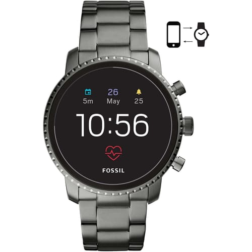 FOSSIL watch Q EXPLORIST HR - FTW4012