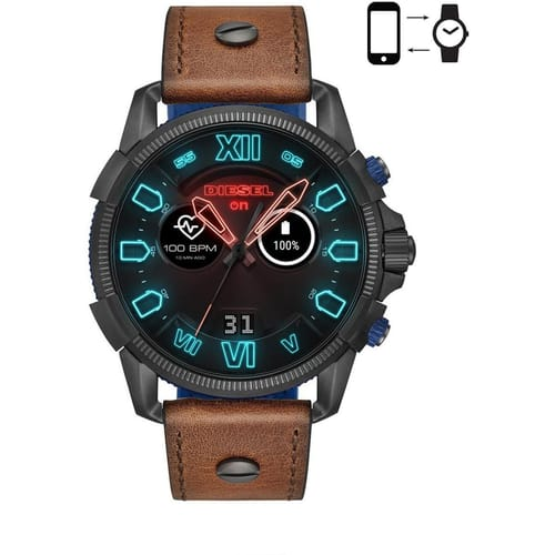 watch SMARTWATCH DIESEL FULL GUARD 2.5 - DZT2009