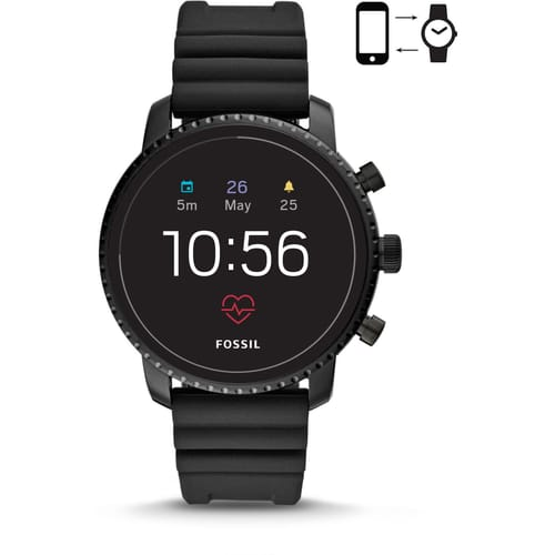 watch SMARTWATCH FOSSIL Q EXPLORIST HR - FTW4018