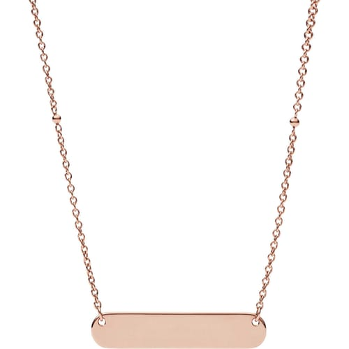 COLLANA FOSSIL VINTAGE ICONIC - JF02901791