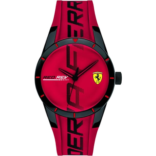 FERRARI watch REDREV - 0840028