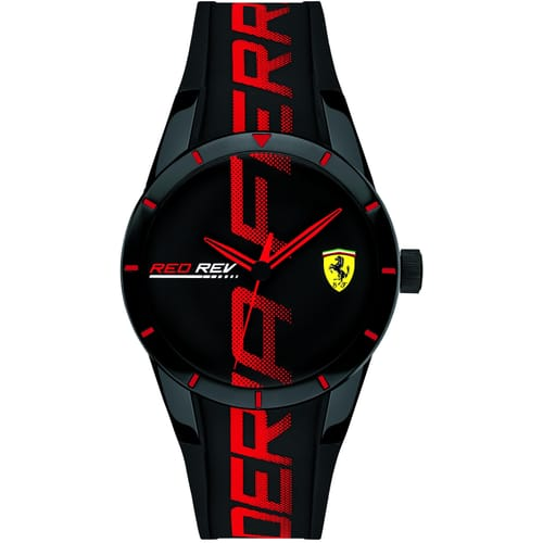 FERRARI watch REDREV - 0840026