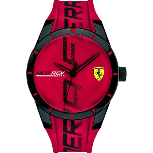 FERRARI watch REDREV - 0830617