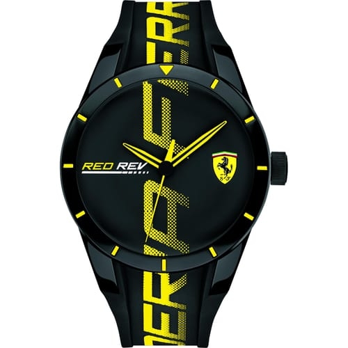 FERRARI watch REDREV - 0830615