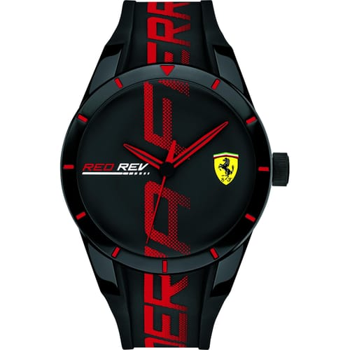 FERRARI watch REDREV - 0830614