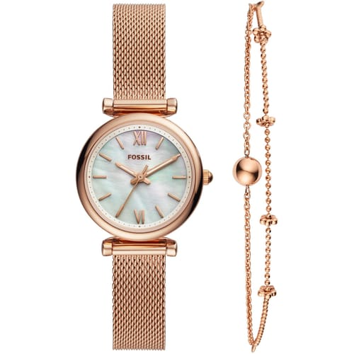 FOSSIL watch CARLIE MINI - ES4443SET