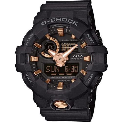 CASIO watch G-SHOCK - GA-710B-1A4ER