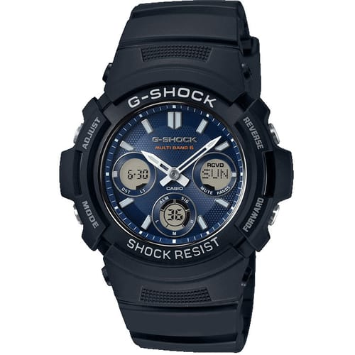 CASIO watch G-SHOCK - AWG-M100SB-2AER