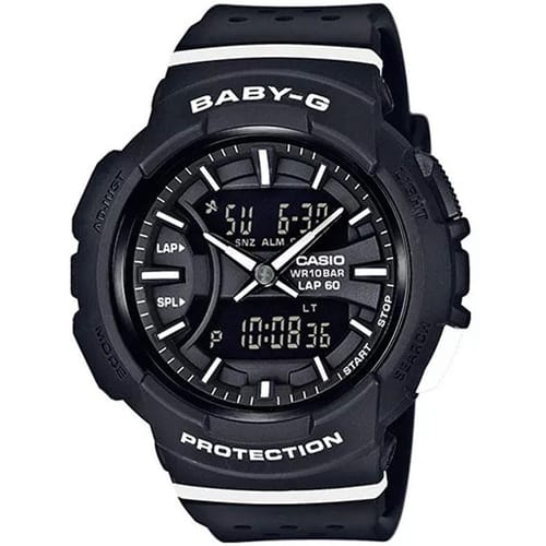 CASIO watch BABY G-SHOCK - BGA-240-1A1ER