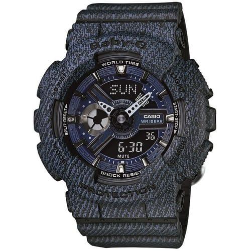 CASIO watch G-SHOCK - BA-110DC-2A2ER