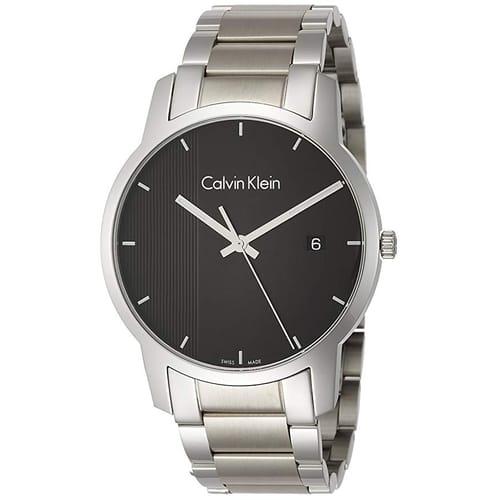 CALVIN KLEIN watch CITY - K2G2G14Y