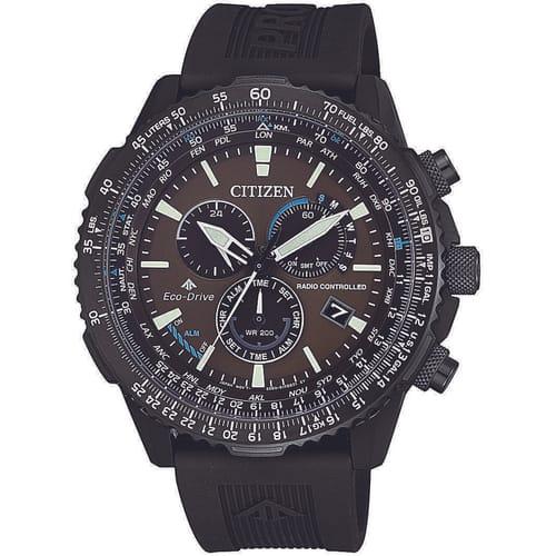 CITIZEN watch CITIZEN CRONO PILOT RADIOCONTR - CB5005-13X