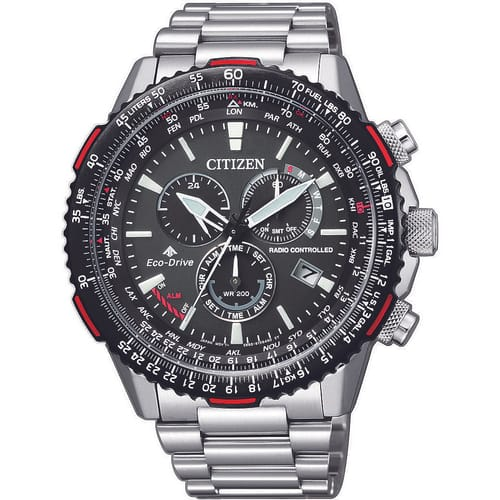 CITIZEN watch CITIZEN CRONO PILOT RADIOCONTR - CB5001-57E