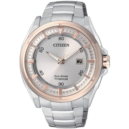 Orologio CITIZEN CITIZEN SUPERTITANIUM - AW1404-51A