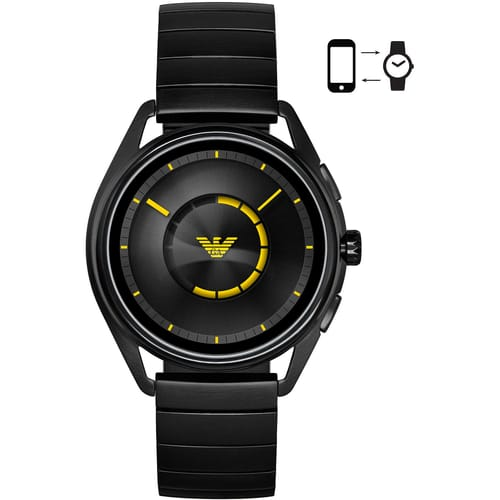 watch SMARTWATCH EMPORIO ARMANI MATTEO - ART5007