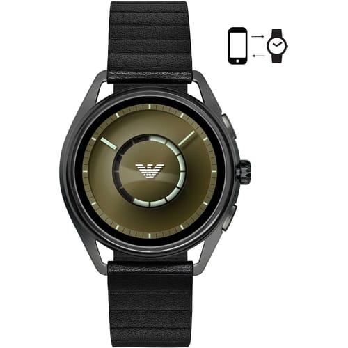 watch SMARTWATCH EMPORIO ARMANI MATTEO - ART5009