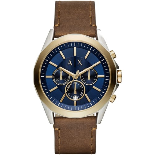 ARMANI EXCHANGE watch DREXLER - AX2612