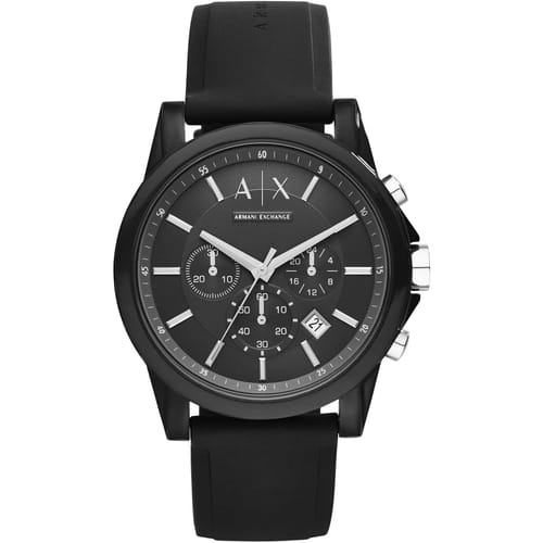 ARMANI EXCHANGE watch OUTERBANKS - AX1326