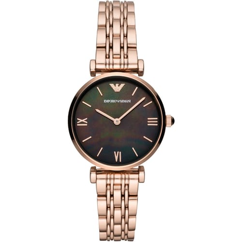 EMPORIO ARMANI watch GIANNI T-BAR - AR11145
