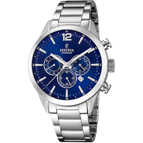 FESTINA watch TIMELESS CHRONOGRAPH - F20343/7