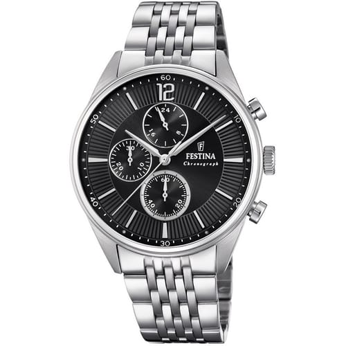 FESTINA watch TIMELESS CHRONOGRAPH - F20285/4