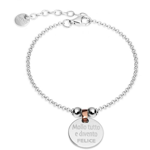 BRACCIALE JACK & CO MESSAGE - JCB1238