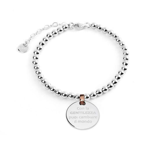 BRACCIALE JACK & CO MESSAGE - JCB1206