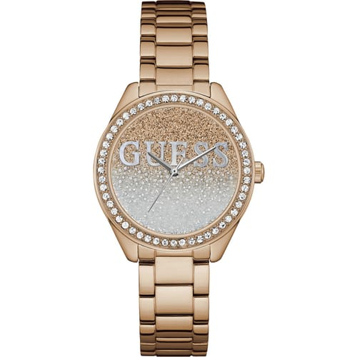 GUESS watch GLITTER GIRL - W0987L3
