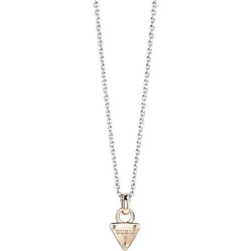 NECKLACE GUESS GUESS SHAPE - UBN61103
