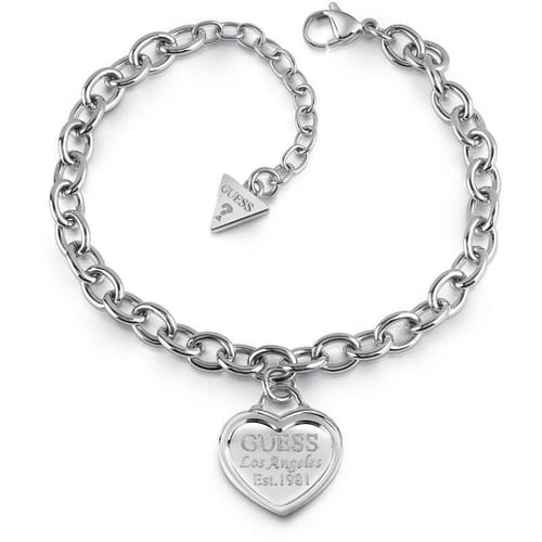 ARM RING GUESS FOLLOW MY CHARM - UBB28017-S