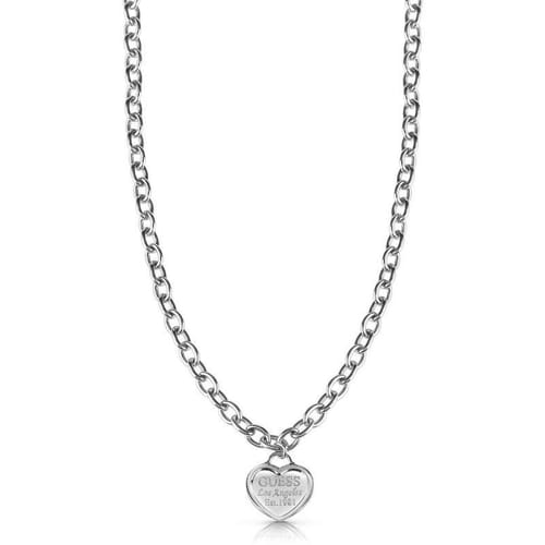 NECKLACE GUESS FOLLOW MY CHARM - UBN28014