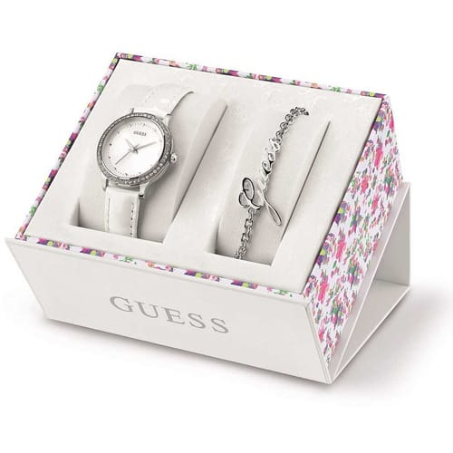 GUESS watch CHELSEA - UBS83007-S
