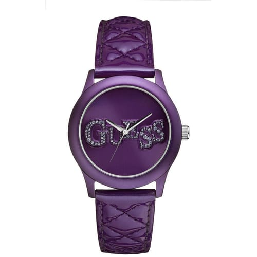 GUESS watch QUILTY - W70040L3