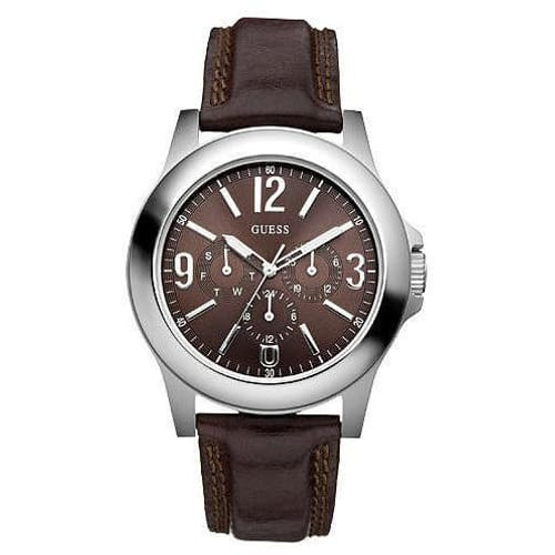 GUESS watch SCOPE - W95110G1