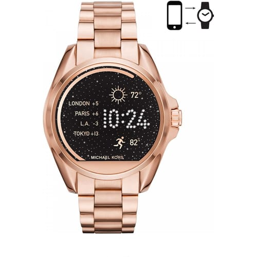 Orologio Smartwatch Michael Kors Bradshaw - MKT5004