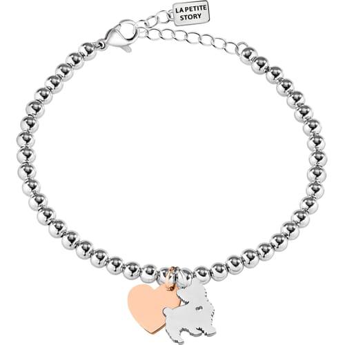 ARM RING LA PETITE STORY DOG & KITTY - LPS05AQI05