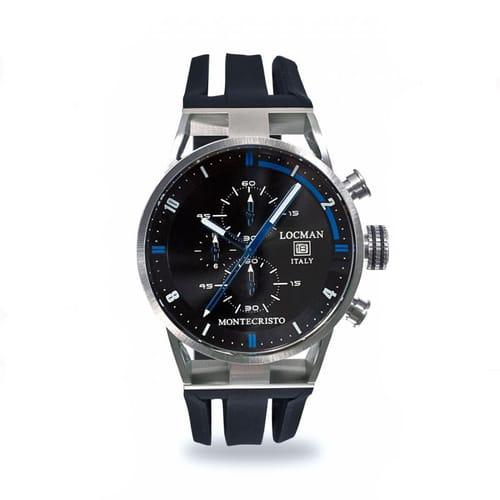 LOCMAN watch MONTECRISTO - 051000BKFBL0GOK