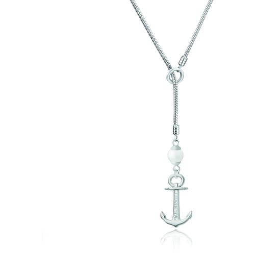 COLLANA PAUL HEWITT ANCHOR PEARL - PH-N-AP-S